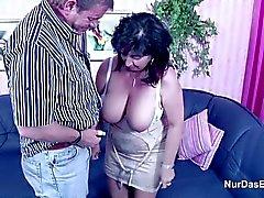 German äidin ja isä kaupungissa porno Casting