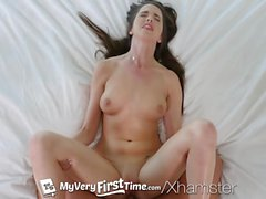 MyVeryFirstTime - Crazy first anal insertions compilation