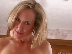 Housewife Kelly & Brandi Love Accidental Creampie