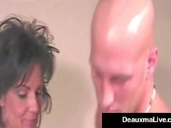 Super Hot Mommy Deauxma Shows Us One of Her Hot First Films!