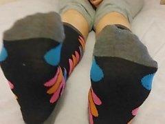 Sock Tease 1 - Lexi Goode