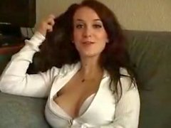Adorable Danish Teen Makes Her First Fuck Video