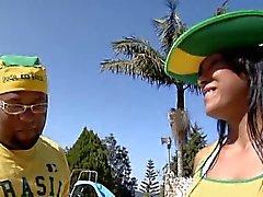 Big ass brasilianska rumpor