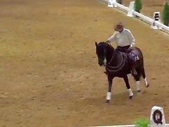 Hot Dressage Trainer Gets Nailed By Sponsors
