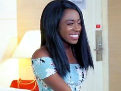TeenyBlack - Young Black Teen liebt Sex und Geld