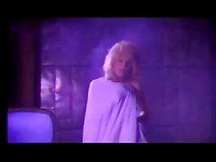 Blonde in classic movie