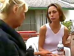 Mom Loves Young Girls Scene 3 (mature lesbian)