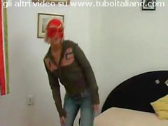 bionda italiana amatoriale italian blonde amateur solo