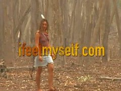i feel myself outdoor