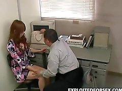 Spycam Teen fångades stjäla utpressad 78