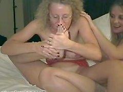 Cathy Füße 5