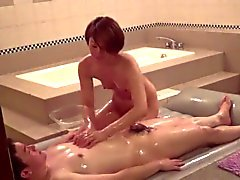 Japanese Soapland play #2