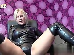 My Affair on cheat-meet - German latex and leather slut