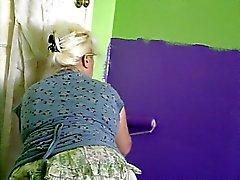 karısı boyama