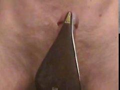 Video Erótico de la talón de la Dominación Femenina en el culo