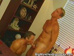 69 chupadora Lovin musculosos Trozos