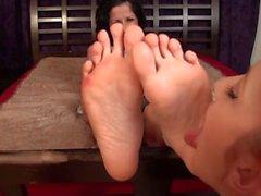 POTS Foot Worship 1