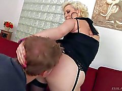 Cherry Torn has got sexy Big butt and juicy titties
