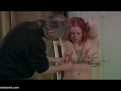 Wasteland Bondage Sex Movie - Leila and Her Trunk(Pt. 2)