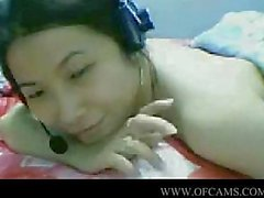 Vietnamese hot girl show cam lin teenca