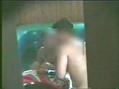 Hidden Camera MILF pool fun part 1
