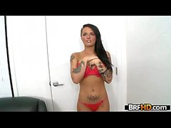 Christy Mack's very first porno ever! 1.04