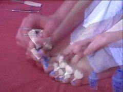 Feet Pedecure