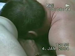French BBW mature couple part 1