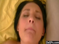 Elena Wakes Up To A Big Dick