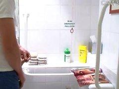 Espião retrato do banco de esperma típico - (© © ©) -