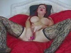 Lauren Langley British anal vibrator goddess