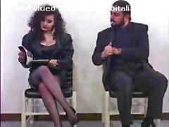 Jessica Rizzo e Angelica Bella insieme - dois grandes pornstars italianos juntos
