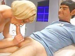 Sexe Trek - Afin Boldly Cum où personne n'est Sperme Avant le
