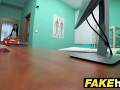 Fake Hospital Petite Italians insomnia solved via sex