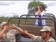 Carole Dubois - Sandwich en Afrique