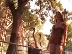 Erica Campbell - Actiongirls - Kafeslenmiş