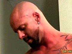 Muscle Twinks sesso anale con sborrata