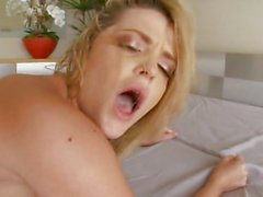 Alexis Texas has her bubble butt filled with cum
