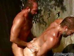 Shower Bop Homosexuell Porno