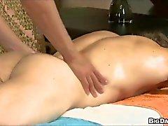 Sin condón Gay de masaje