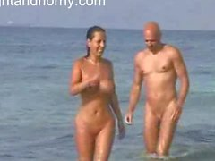 Beach Swingers - tightandhorny