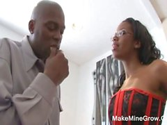 Hot Ebony Get Fucked