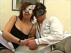 Mascarados italiano Novato maduras Toma Ana Anal bunda para boca