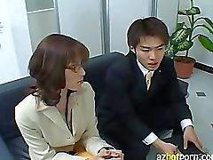 Lewd Asian Female Attorney Shamed
