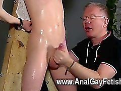 Gay XXX Inexperienced Boy Gets