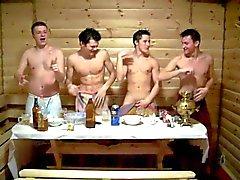 Jungs in der Sauna deux - Sauna Boys 2