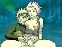 Hentai Lanet olası - ( Naruto Doujinshi ) - Shipudden XXX kullanıcı vol.1-