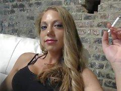 Shawna Lenee tut POV Blowjob
