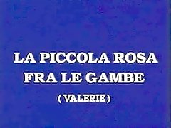 Clásica italiana - La Piccola Rosa tra le gambe