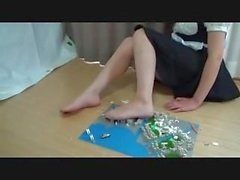Japanese Giantess Maid